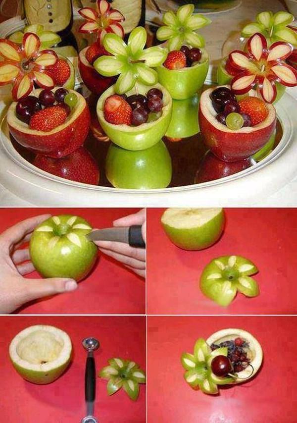 Một số bí kíp cắt tỉa trái cây siêu xinh 3