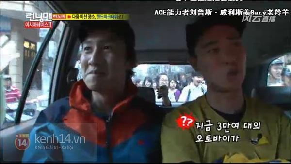 """Tập """"Running Man"""" quay ở Việt Nam đã lên sóng Hàn Quốc 5"""