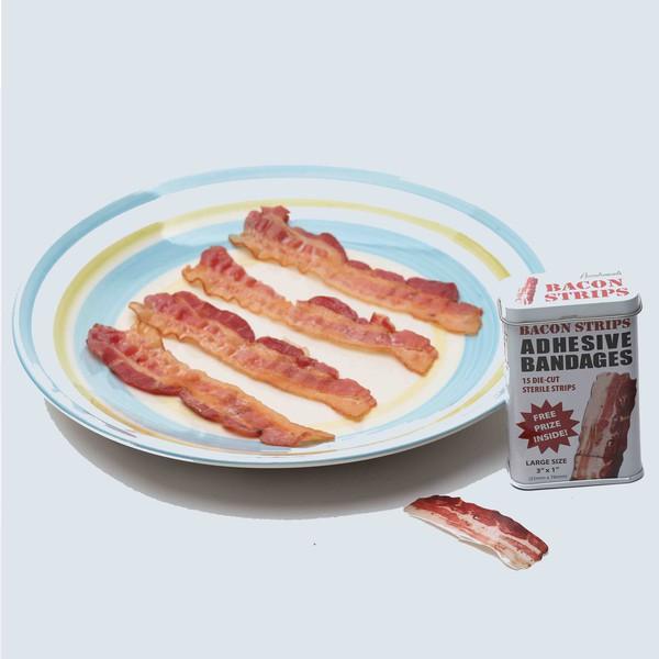 Miếng dán urgo hình thịt hun khói 2