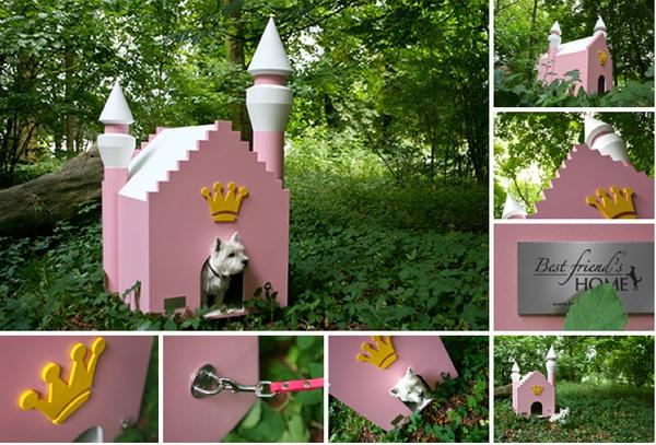 """Những ngôi nhà """"độc nhất quả đất"""" dành cho cún cưng 6"""