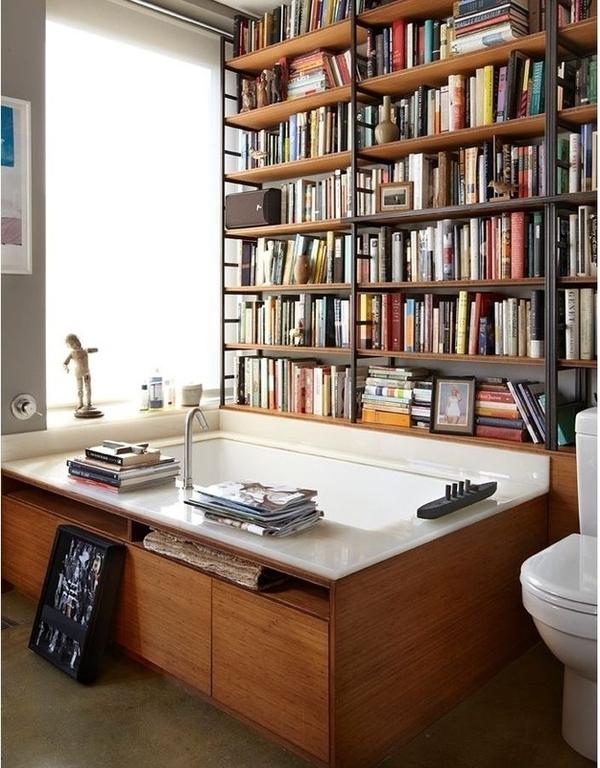 Ngôi nhà trong mơ của các mọt sách có gì? 3