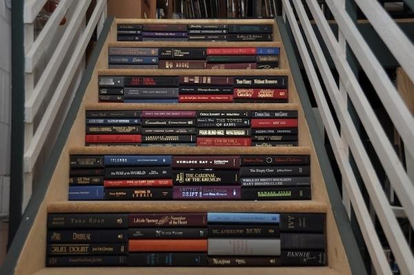 Ngôi nhà trong mơ của các mọt sách có gì? 5