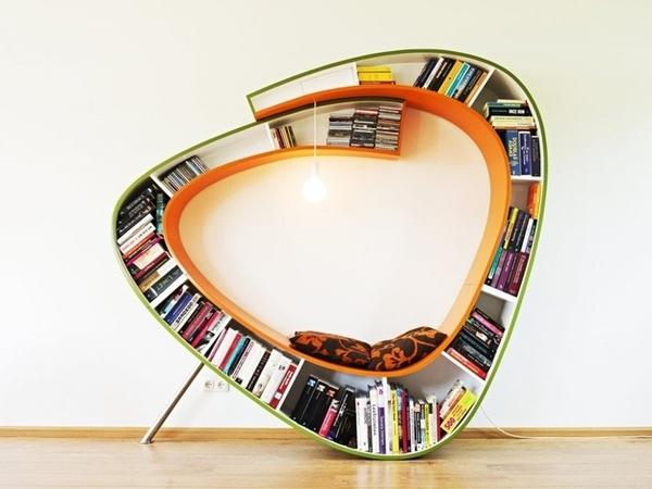Ngôi nhà trong mơ của các mọt sách có gì? 8
