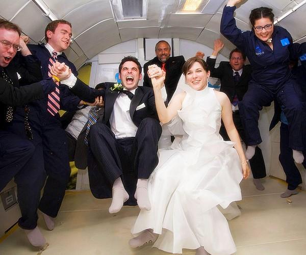 Các ý tưởng 'bác học' giúp tổ chức đám cưới đẹp như mơ 4
