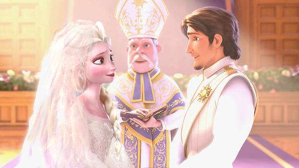 Các ý tưởng 'bác học' giúp tổ chức đám cưới đẹp như mơ 2