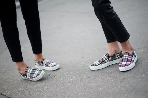 """9 cách mặc kẻ caro """"chuẩn"""" như fashionista 21"""