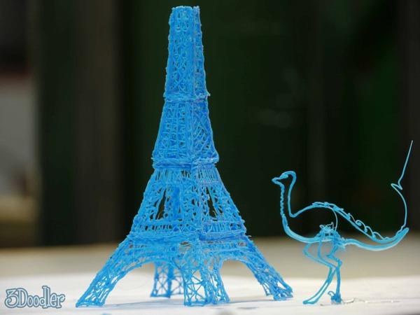 Cool Stuff: Bút vẽ hình ảnh 3D đẹp không tưởng 1