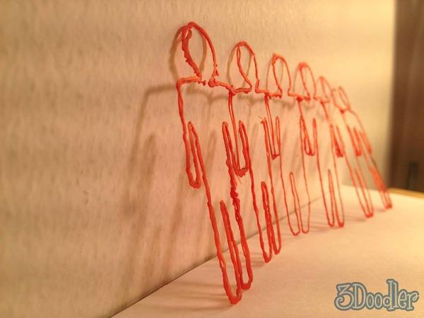 Cool Stuff: Bút vẽ hình ảnh 3D đẹp không tưởng 4