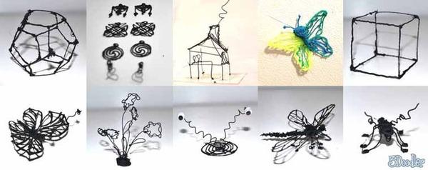 Cool Stuff: Bút vẽ hình ảnh 3D đẹp không tưởng 6
