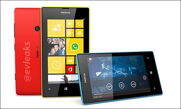 Lộ diện thiết kế smartphone giá rẻ mới của Nokia 3