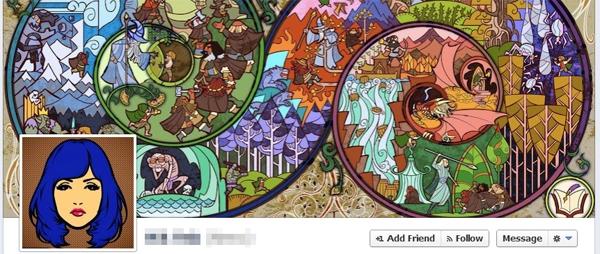 "iMadeFace - Trào lưu avatar ""độc"" trên Facebook 2"
