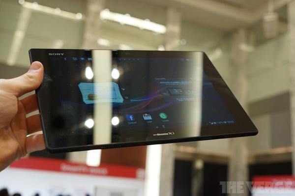 Sony ra mắt máy tính bảng Tablet Z giá khởi điểm từ 10,5 triệu đồng 1