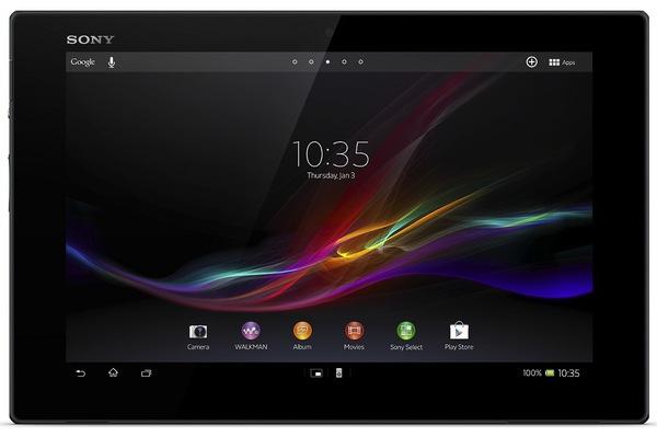 Sony ra mắt máy tính bảng Tablet Z giá khởi điểm từ 10,5 triệu đồng 2
