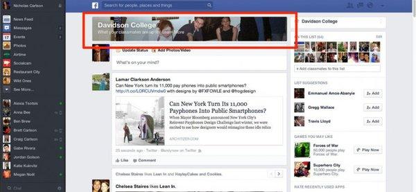 Săm soi giao diện mới cực ấn tượng của Facebook 7