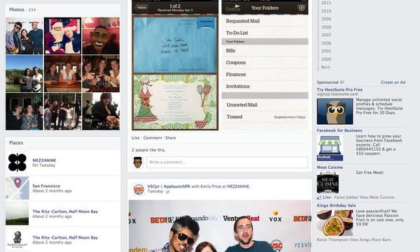 Facebook tiếp tục đổi giao diện mới 11