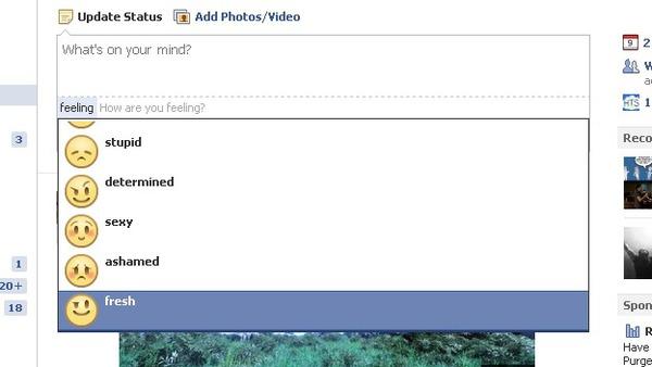 Facebook vừa cập nhật bảng biểu tượng cảm xúc cực hấp dẫn 1
