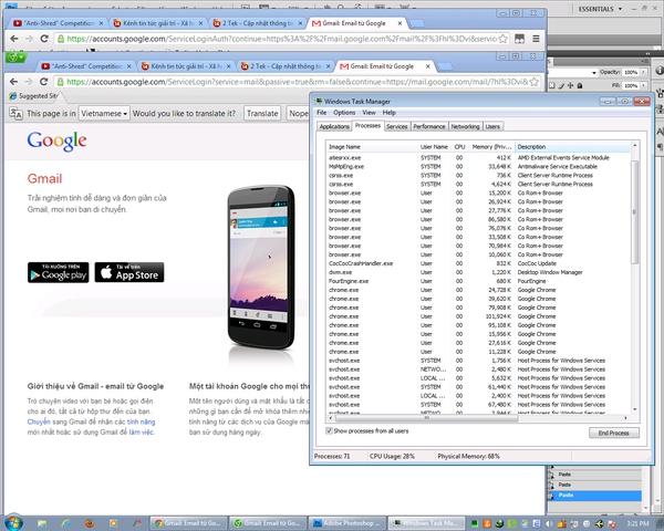 """Công cụ tìm kiếm Việt Cốc Cốc """"so găng"""" cùng đại gia Google 2"""
