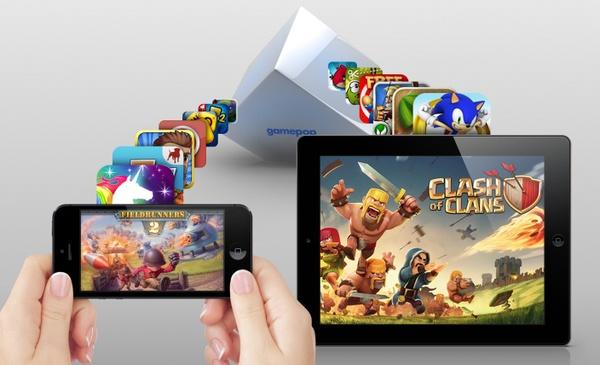 GamePop - Chơi game di động trên... màn hình rộng 1