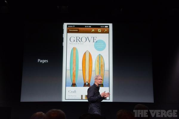 """Toàn cảnh buổi ra mắt """"sản phẩm hot nhất năm"""" iPhone 5s và iPhone 5c 27"""