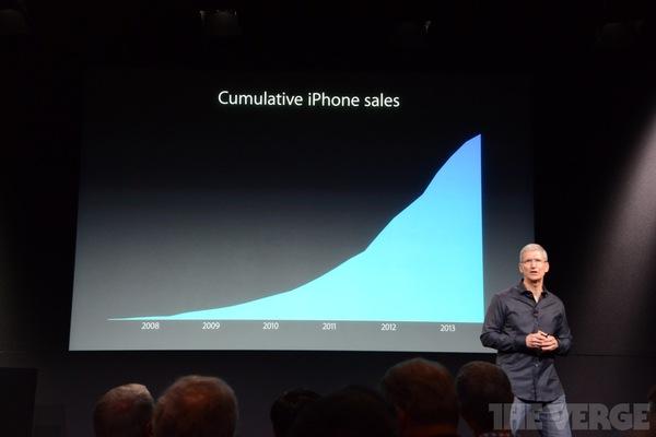 """Toàn cảnh buổi ra mắt """"sản phẩm hot nhất năm"""" iPhone 5s và iPhone 5c 32"""