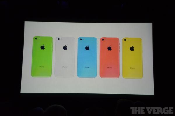 """Toàn cảnh buổi ra mắt """"sản phẩm hot nhất năm"""" iPhone 5s và iPhone 5c 34"""