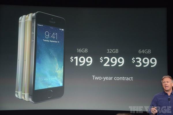 """Toàn cảnh buổi ra mắt """"sản phẩm hot nhất năm"""" iPhone 5s và iPhone 5c 89"""