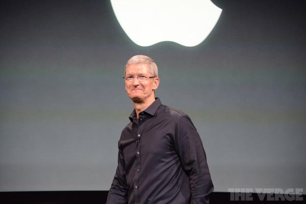 """Toàn cảnh buổi ra mắt """"sản phẩm hot nhất năm"""" iPhone 5s và iPhone 5c 5"""