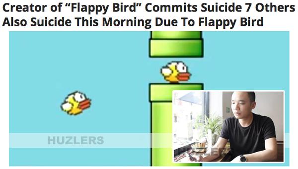 Gỡ bỏ Flappy Bird - Được cả tiếng lẫn miếng 7