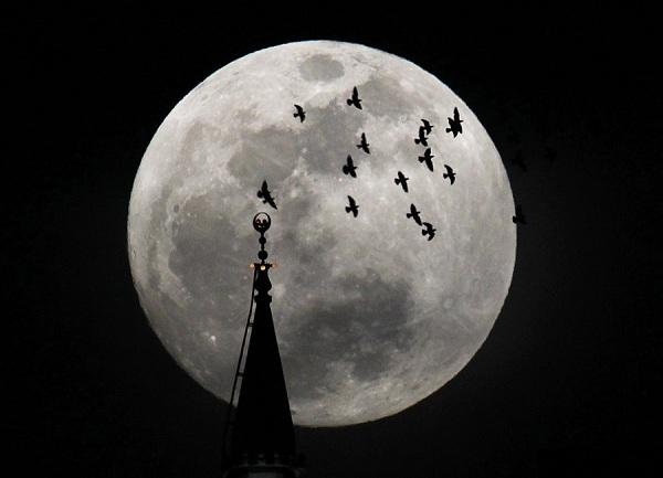 """13 hiện tượng thiên văn """"bá đạo"""" nhất năm 2013 7"""