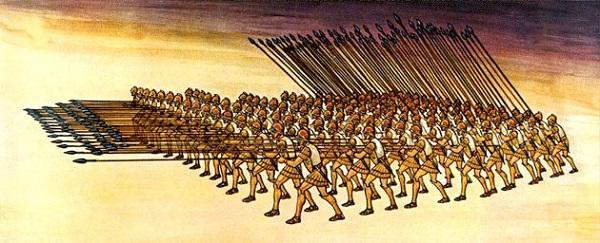 Đội quân đồng tính bất bại thời Hy Lạp cổ đại 4