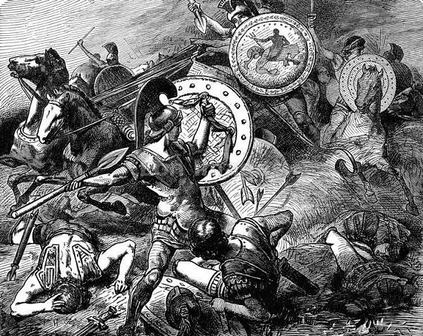 Đội quân đồng tính bất bại thời Hy Lạp cổ đại 6