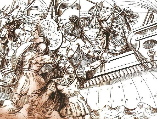Đội quân đồng tính bất bại thời Hy Lạp cổ đại 9