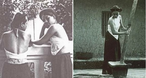 Vẻ đẹp phụ nữ Việt những năm đầu thế kỷ 20 6