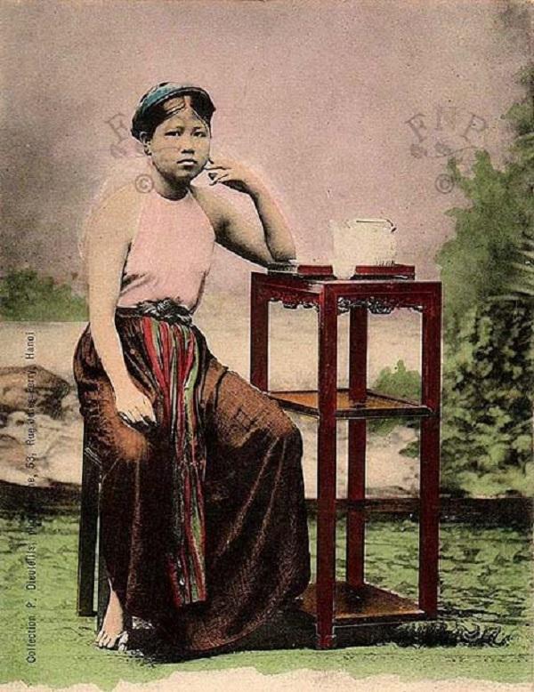 Vẻ đẹp phụ nữ Việt những năm đầu thế kỷ 20 8