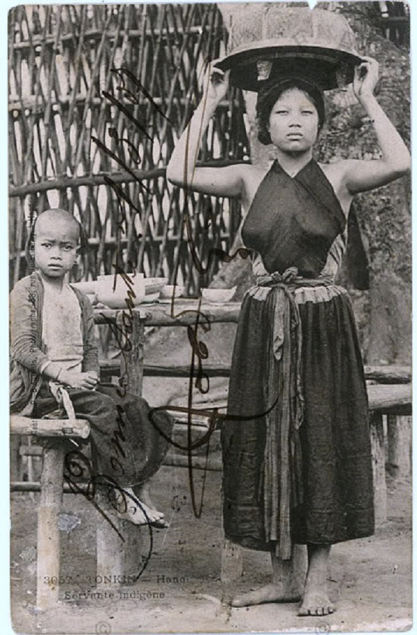 Vẻ đẹp phụ nữ Việt những năm đầu thế kỷ 20 9