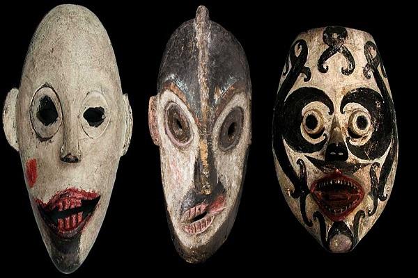 Thăm bộ tộc xăm mình đi săn đầu người thời xưa 8