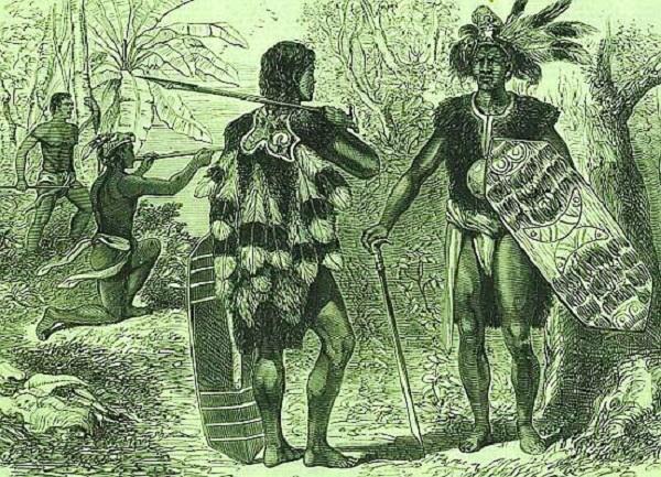 Thăm bộ tộc xăm mình đi săn đầu người thời xưa 9