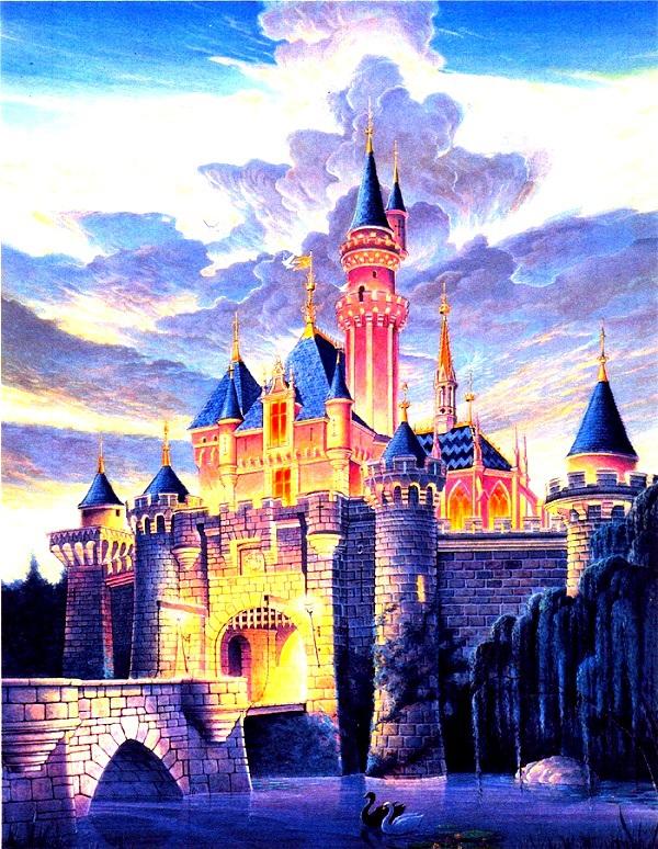 """Thăm những địa danh """"thần tiên"""" có thật trong phim Disney 1"""