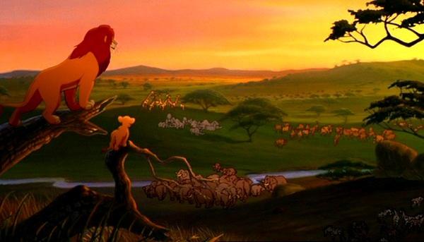 """Thăm những địa danh """"thần tiên"""" có thật trong phim Disney 8"""