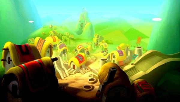 """Thăm những địa danh """"thần tiên"""" có thật trong phim Disney 14"""