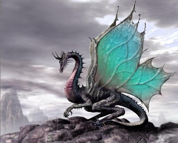 """Những ghi chép về loài rồng """"có thật"""" trong lịch sử 6"""
