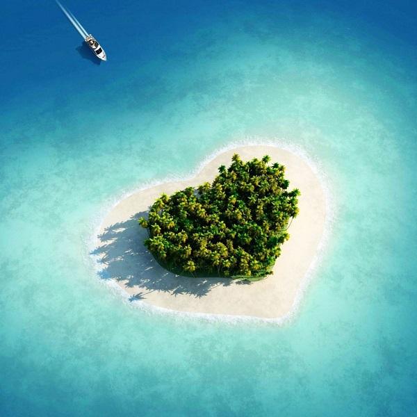 Du lịch tới những hòn đảo hình trái tim lãng mạn 15