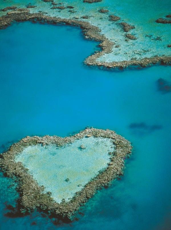 Du lịch tới những hòn đảo hình trái tim lãng mạn 5