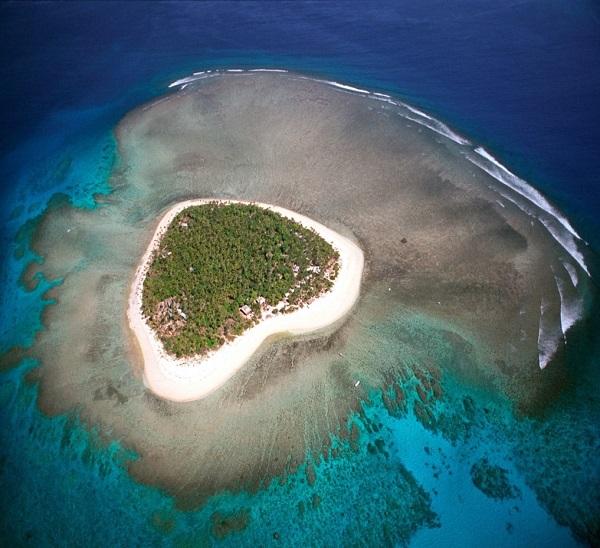 Du lịch tới những hòn đảo hình trái tim lãng mạn 9
