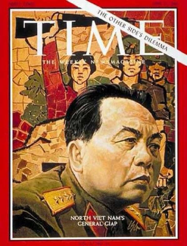 Chân dung Đại tướng Võ Nguyên Giáp qua góc nhìn của truyền thông nước ngoài 1