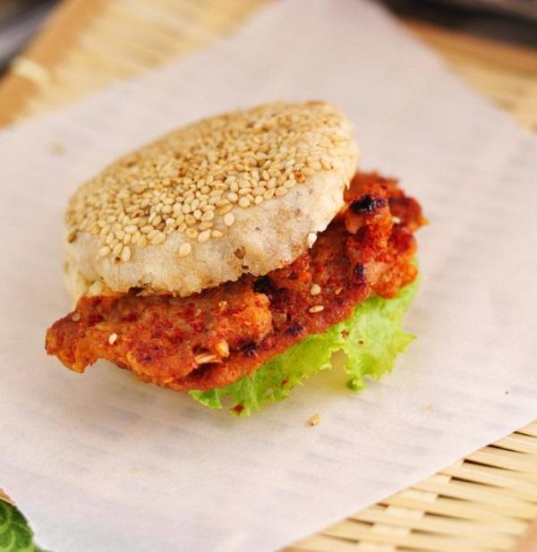 Bánh kẹp thịt siêu ngon mà không cần đến lò nướng 8