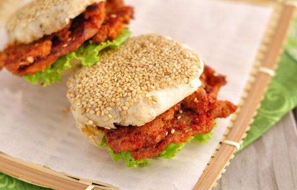 Bánh kẹp thịt siêu ngon mà không cần đến lò nướng 9