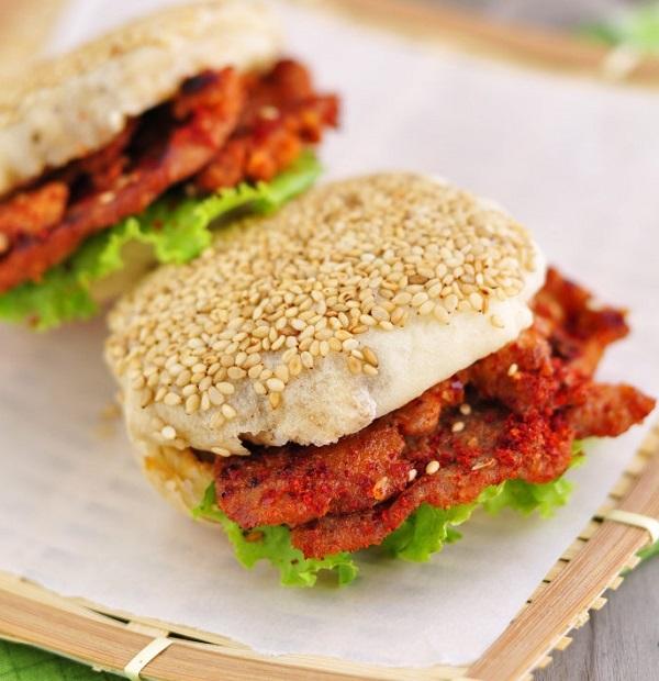 Bánh kẹp thịt siêu ngon mà không cần đến lò nướng 11