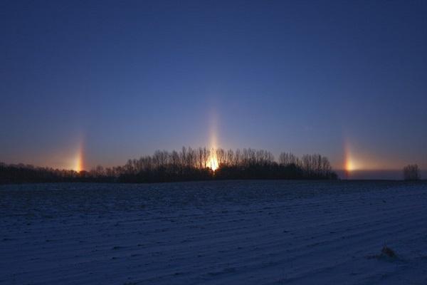 6 hiện tượng thiên nhiên tuyệt đẹp chỉ có vào mùa đông 13