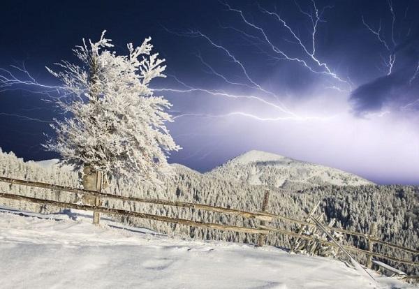 6 hiện tượng thiên nhiên tuyệt đẹp chỉ có vào mùa đông 10